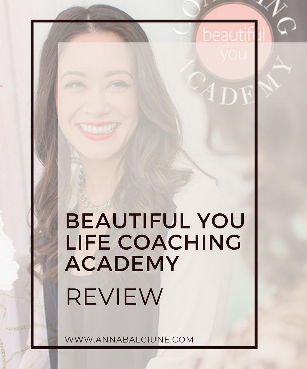Beautiful you life coaching academy review